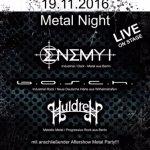 2016-11-19 Noise & More, Schwerin