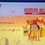 2017-05-27 Kösters Hell Vol. 2, Cuxhaven